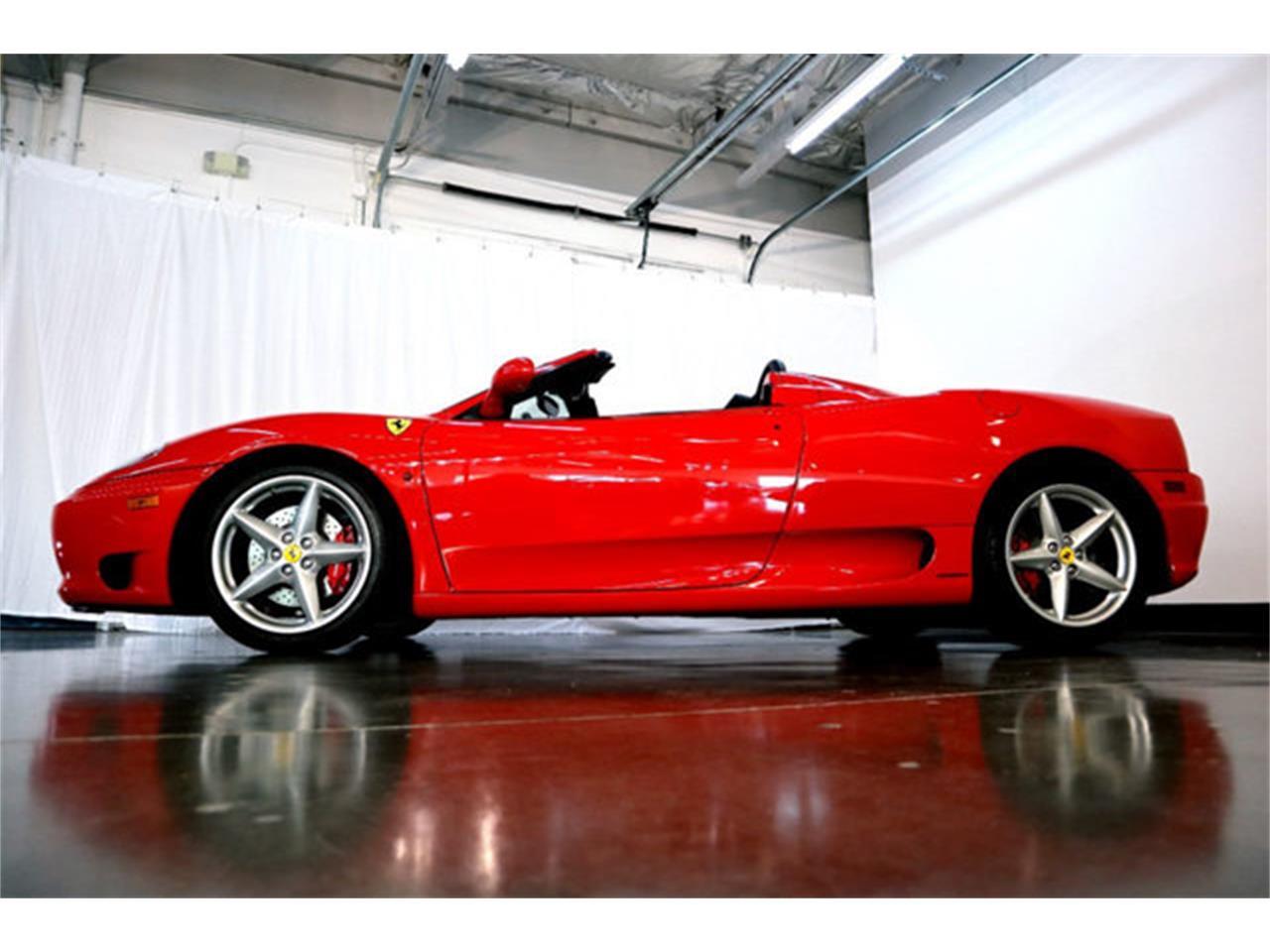 2002 Ferrari 360 (CC-1274812) for sale in Scottsdale, Arizona