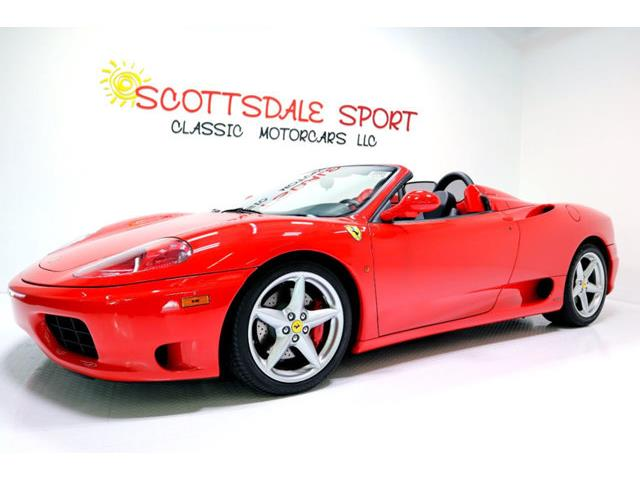 2002 Ferrari 360 (CC-1274812) for sale in Scottsdale, Arizona