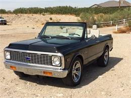 1972 Chevrolet Blazer (CC-1274819) for sale in Cadillac, Michigan