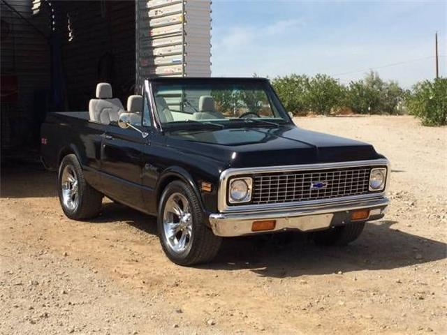 1972 Chevrolet Blazer (CC-1274819) for sale in Cadillac, Michigan