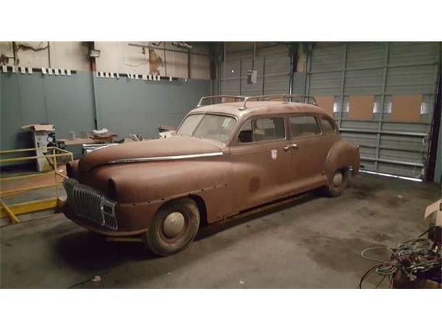 1948 DeSoto Suburban (CC-1270482) for sale in Cadillac, Michigan