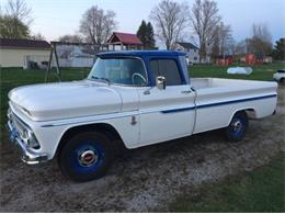 1963 Chevrolet C10 (CC-1274825) for sale in Cadillac, Michigan