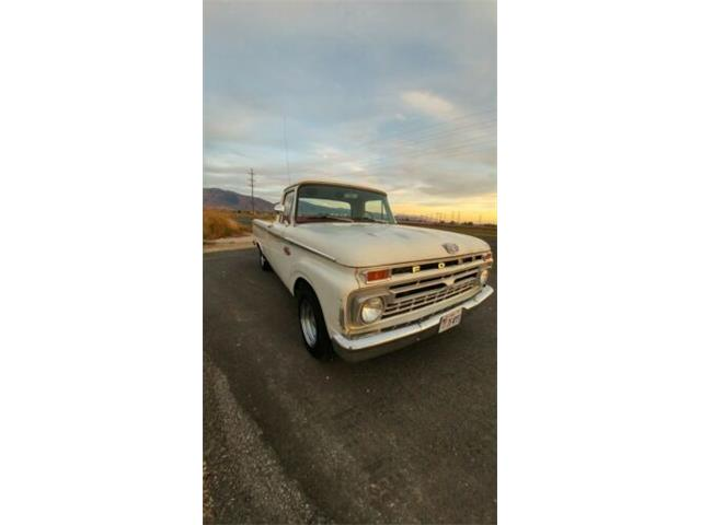 1966 Ford F100 (CC-1274839) for sale in Cadillac, Michigan