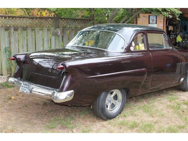 1952 Ford Customline (CC-1274850) for sale in Cadillac, Michigan