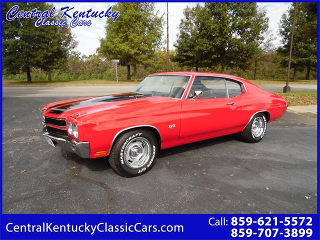 1970 Chevrolet Chevelle (CC-1274861) for sale in Paris , Kentucky