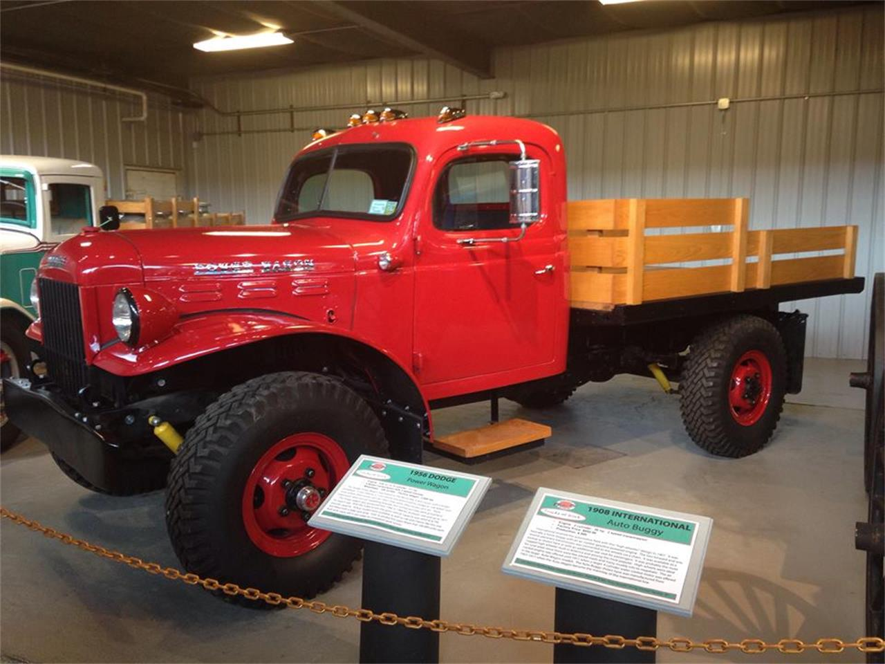 1956 Dodge Power Wagon (CC-1274864) for sale in Guilford, New York