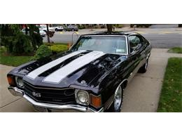 1972 Chevrolet Chevelle SS (CC-1274865) for sale in Staten Island, New York