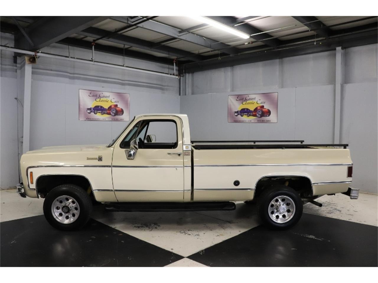 1977 Chevrolet Silverado (CC-1274871) for sale in LILLINGTON, North Carolina