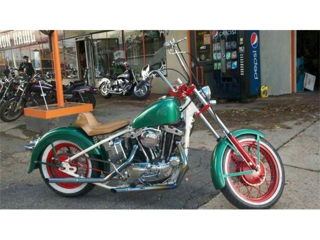 1974 Harley-Davidson Motorcycle (CC-1270488) for sale in Cadillac, Michigan
