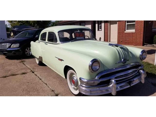 1954 Pontiac Chieftain (CC-1274881) for sale in Monroe, Michigan