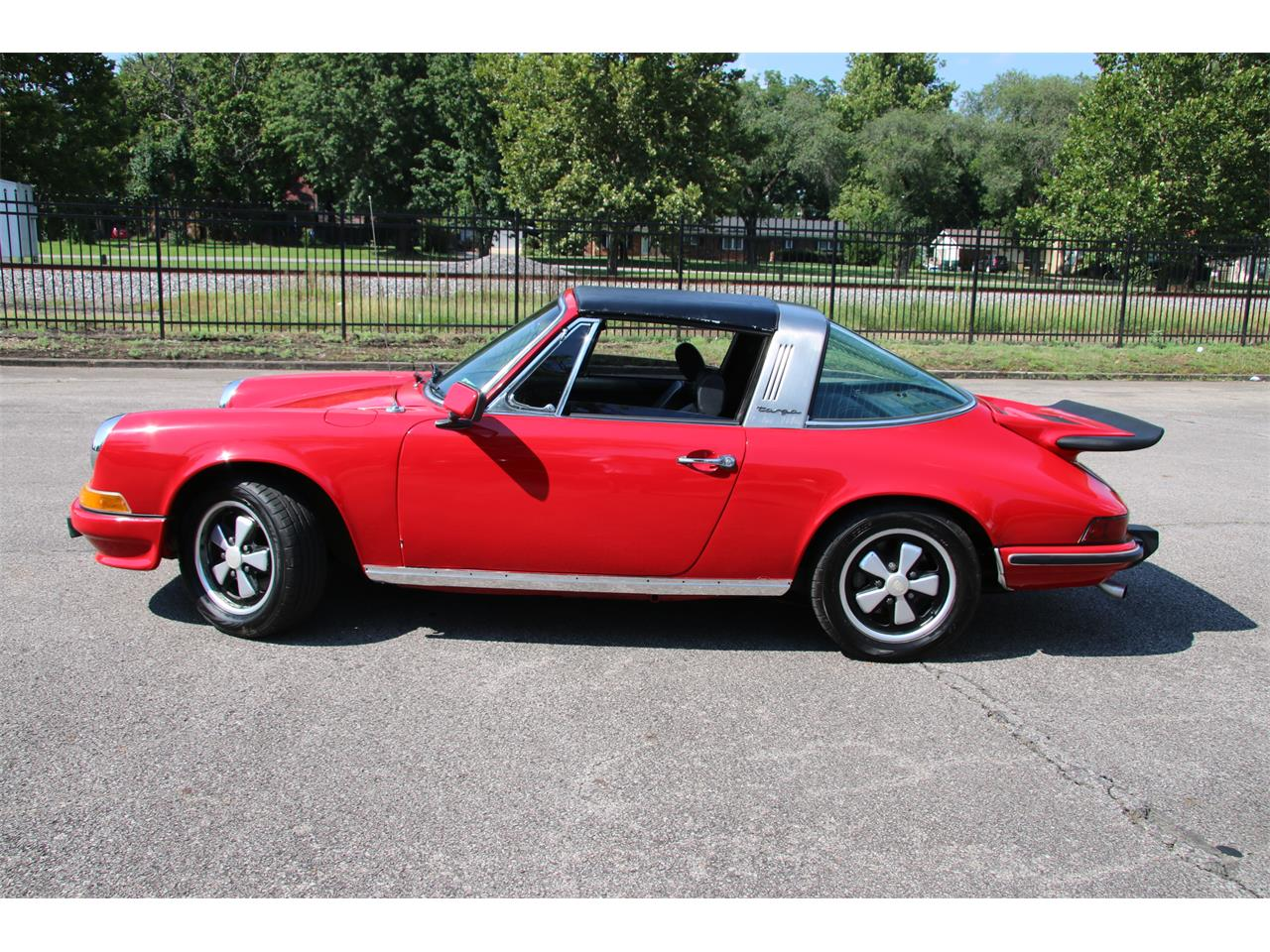 1972 Porsche 911 (CC-1274891) for sale in Sallisaw, Oklahoma