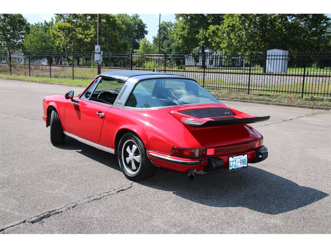 1972 Porsche 911 (CC-1274891) for sale in Sallisaw, Oklahoma