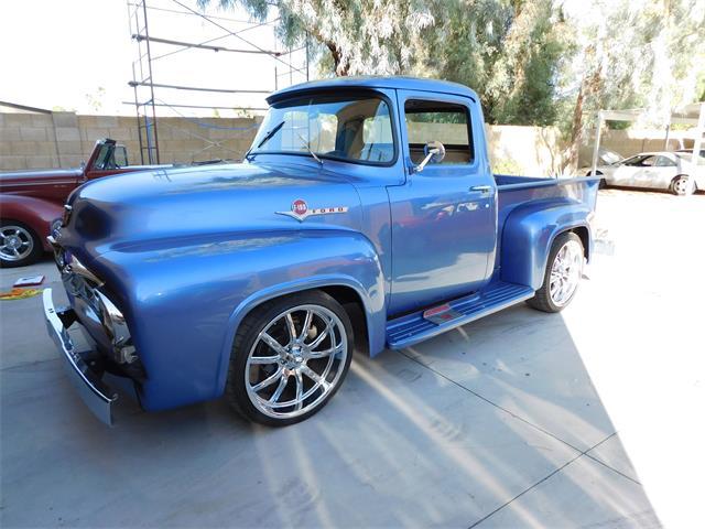 1956 Ford 1/2 Ton Pickup (CC-1274900) for sale in Scottsdale, Arizona