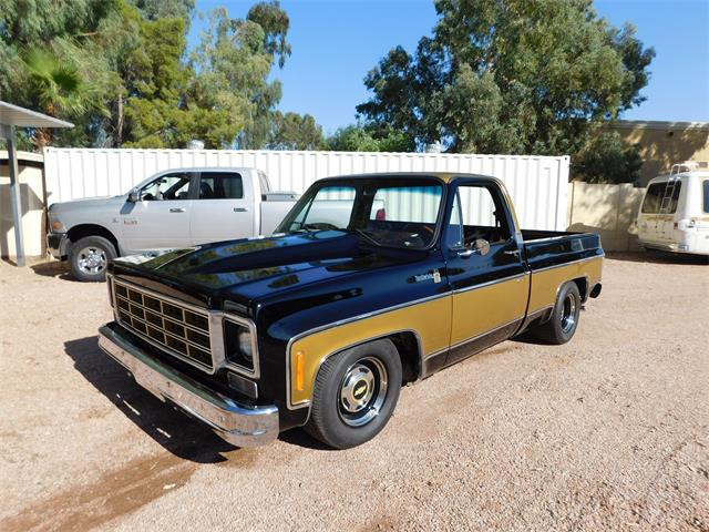 1977 Chevrolet Scottsdale (CC-1274907) for sale in Scottsdale, Arizona