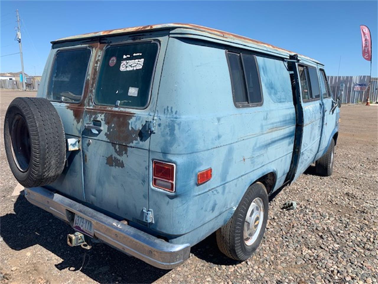 1979 Chevrolet Van (CC-1274913) for sale in Phoenix, Arizona