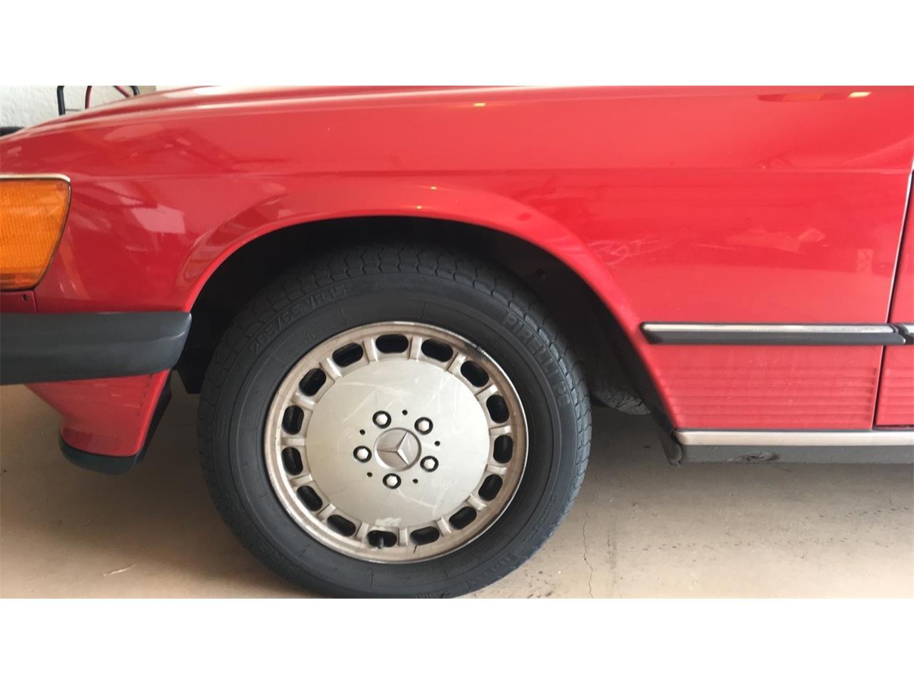 1987 Mercedes-Benz 560SL (CC-1274919) for sale in Naples, Florida