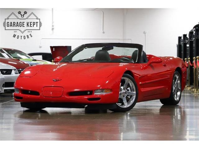 2000 Chevrolet Corvette (CC-1274925) for sale in Grand Rapids, Michigan