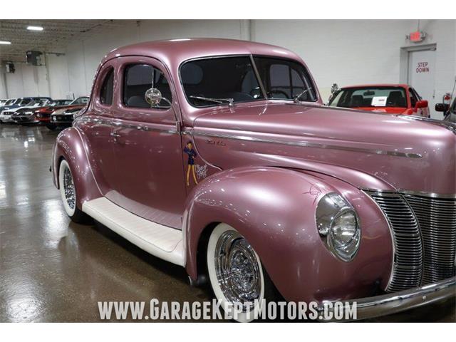 1940 Ford Deluxe (CC-1274929) for sale in Grand Rapids, Michigan