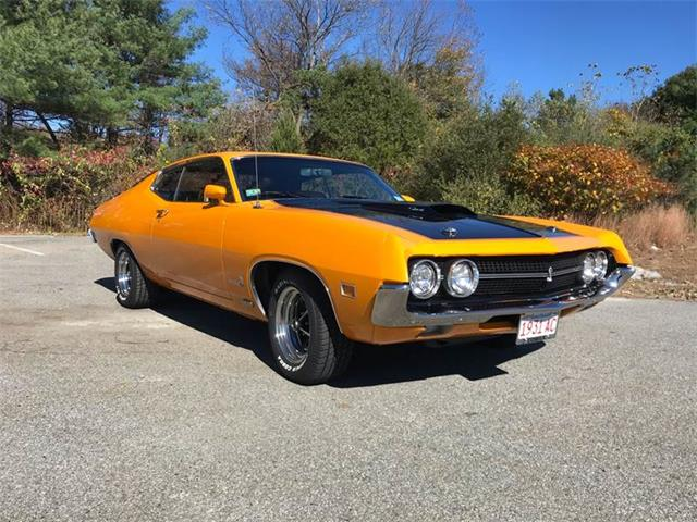 1970 Ford Torino (CC-1274943) for sale in Westford, Massachusetts