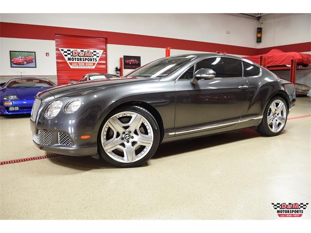 2012 Bentley Continental (CC-1274944) for sale in Glen Ellyn, Illinois