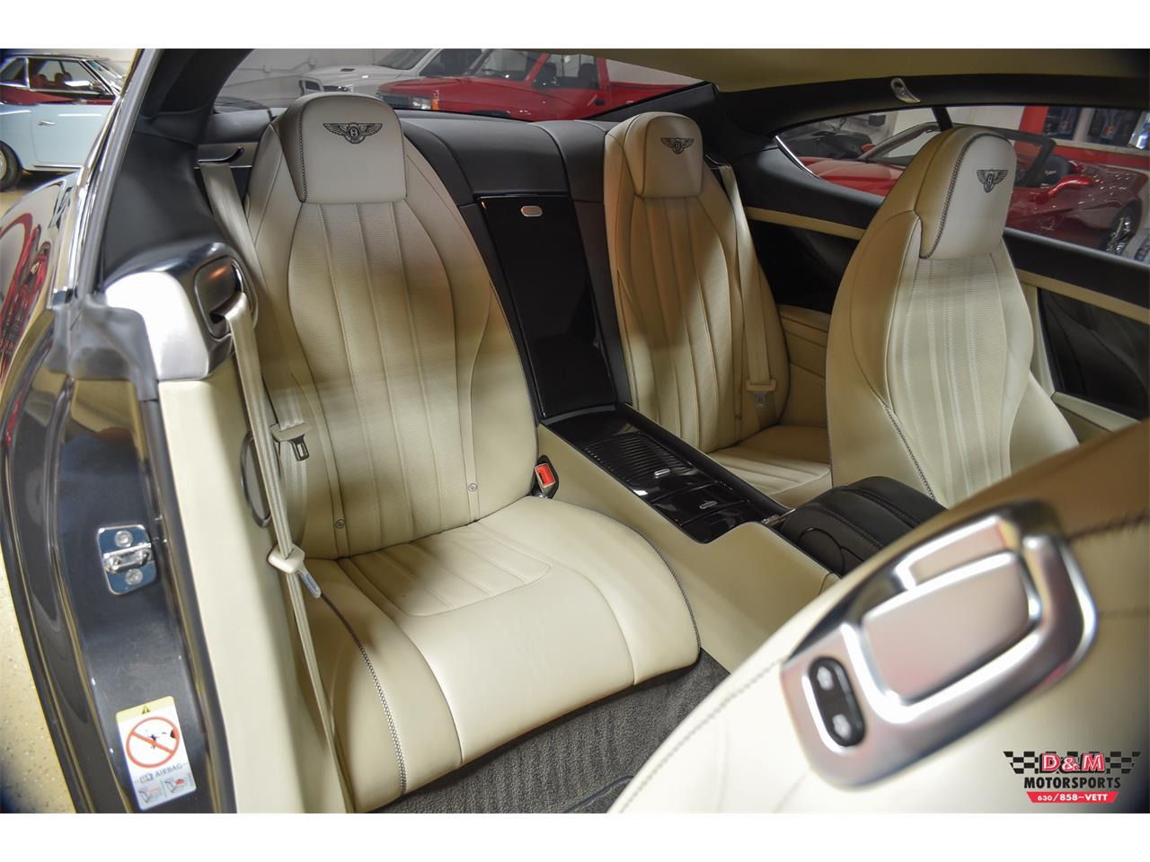 2012 Bentley Continental (CC-1274944) for sale in Glen Ellyn, Illinois