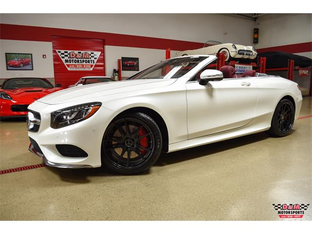 2017 Mercedes-Benz S550 (CC-1274946) for sale in Glen Ellyn, Illinois