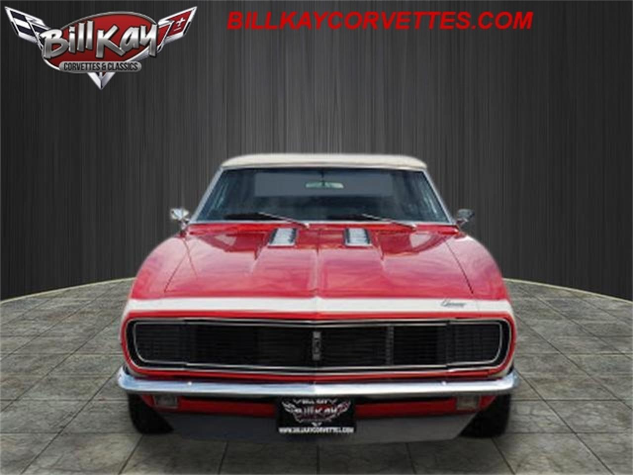 1968 Chevrolet Camaro (CC-1274947) for sale in Downers Grove, Illinois