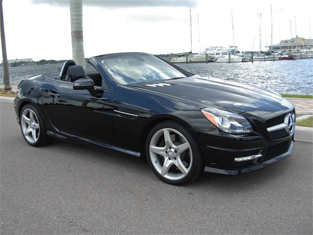 2012 Mercedes-Benz SLK-Class (CC-1274958) for sale in Palmetto, Florida