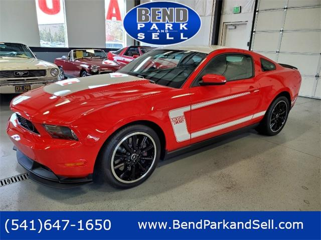 2012 Ford Mustang (CC-1274959) for sale in Bend, Oregon