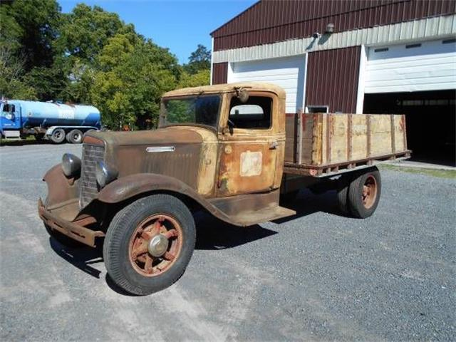 1936 International Truck (CC-1270496) for sale in Cadillac, Michigan