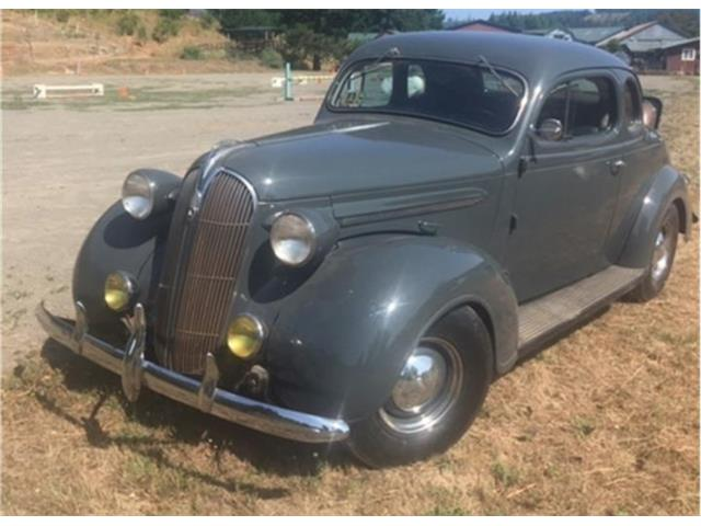 1937 Plymouth 2-Dr Coupe (CC-1274968) for sale in North Plains, Oregon