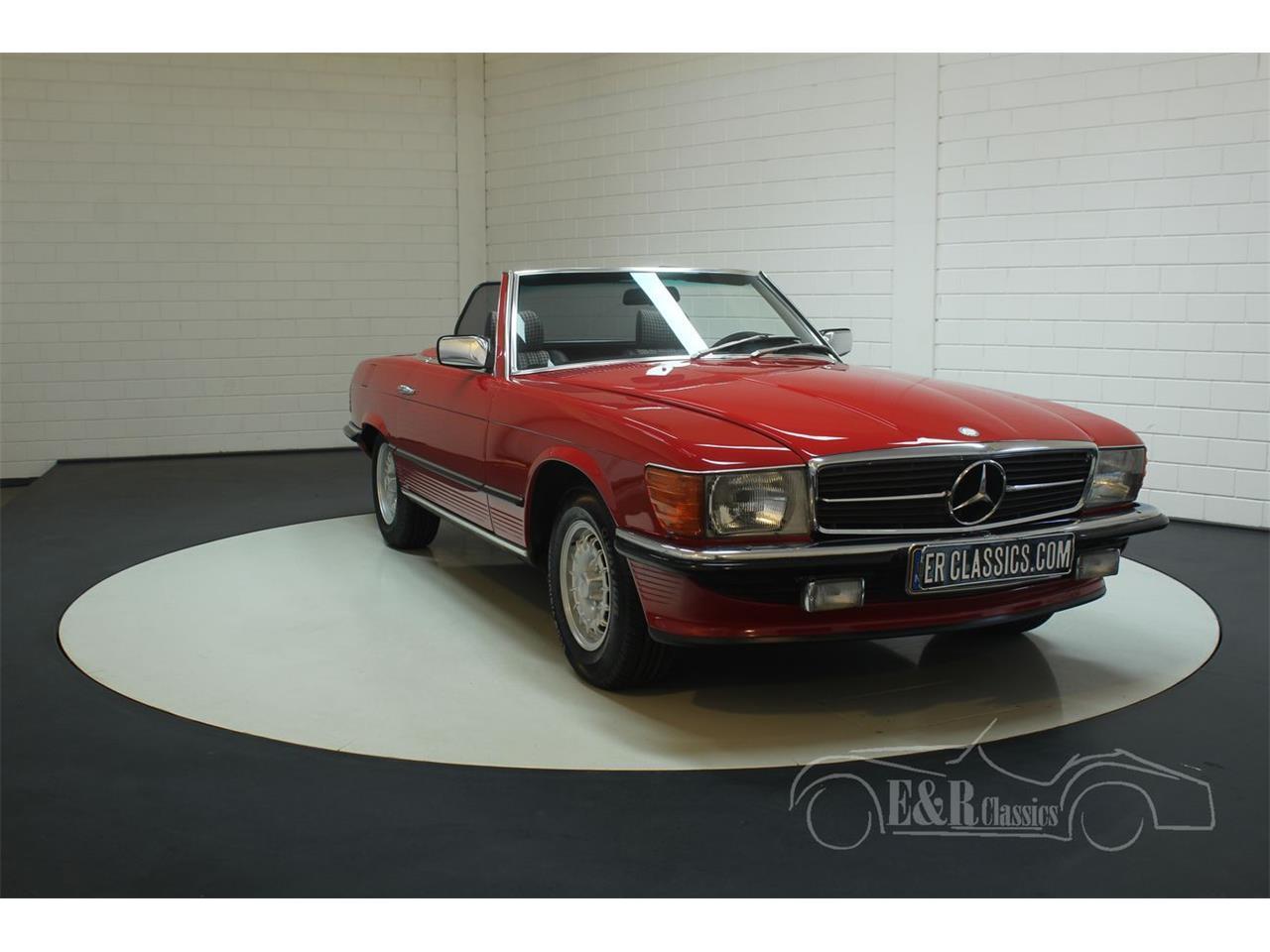1985 Mercedes-Benz 380SL (CC-1274970) for sale in Waalwijk, Noord-Brabant