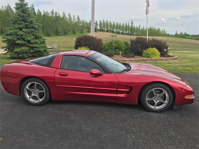 2001 Chevrolet Corvette (CC-1274981) for sale in Hawley, Minnesota