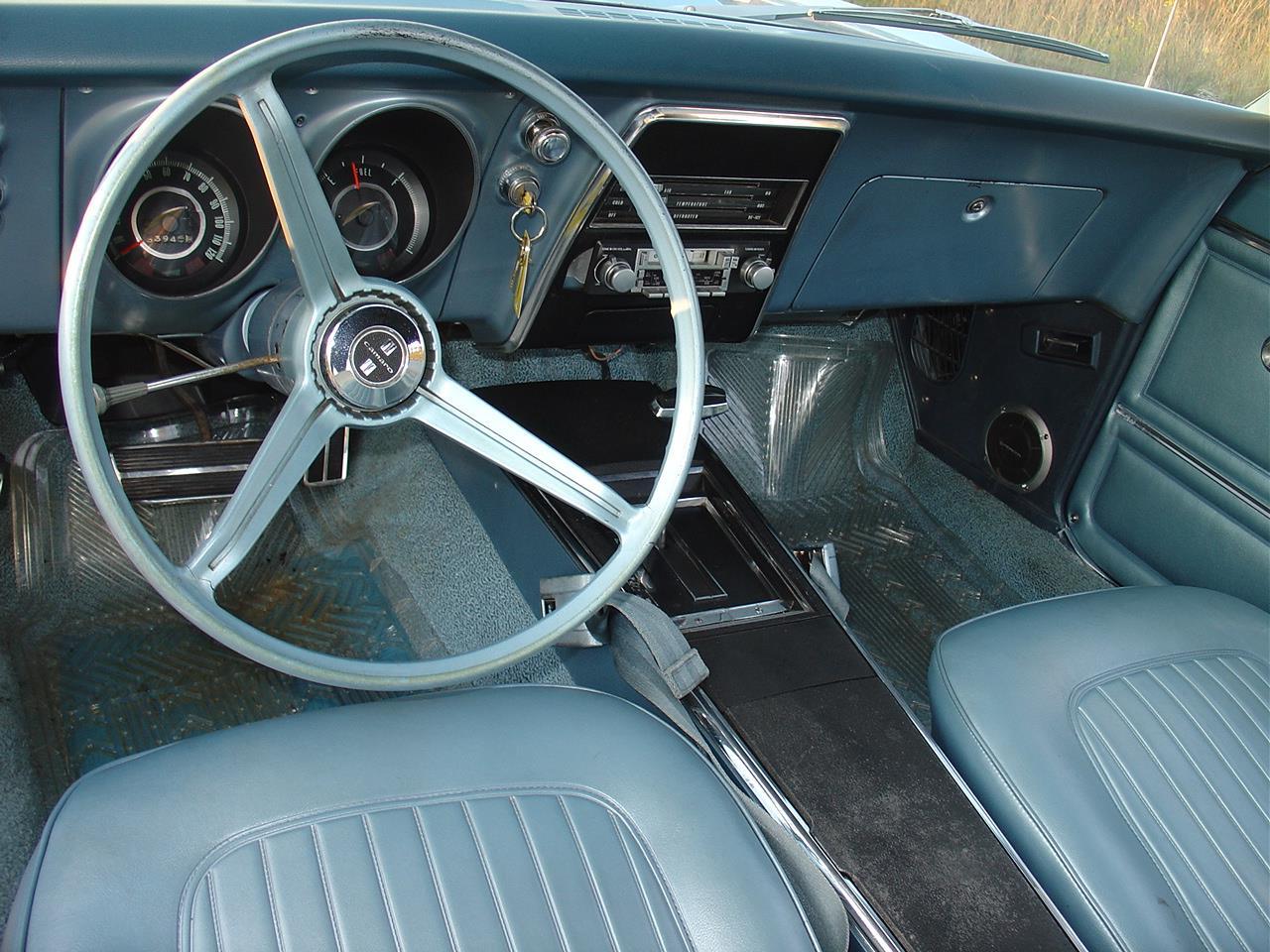 1967 Chevrolet Camaro SS (CC-1274984) for sale in scipio, Indiana