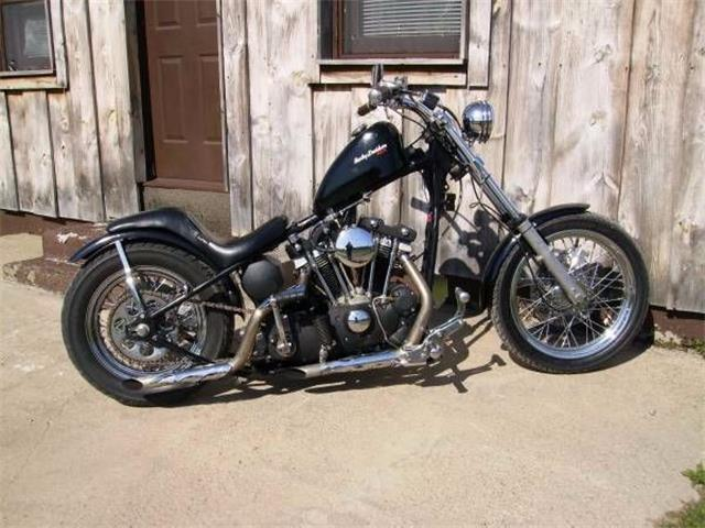 1979 Harley-Davidson Motorcycle (CC-1270499) for sale in Cadillac, Michigan