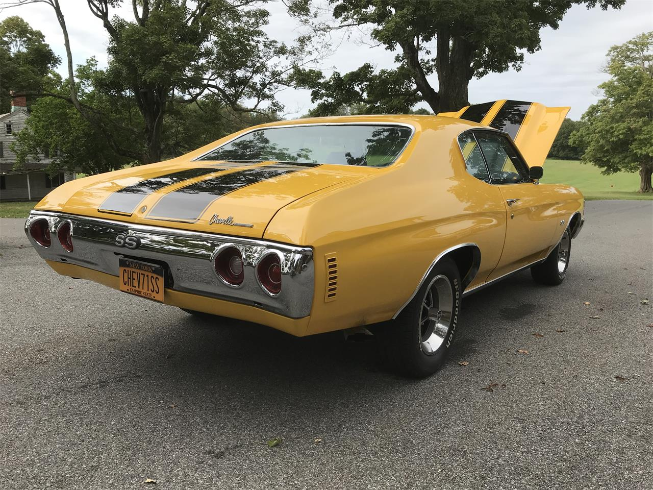 1971 Chevrolet Chevelle (CC-1274990) for sale in Mount Kisco, New York
