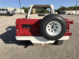 1971 Ford Bronco (CC-1274991) for sale in Sherman, Texas