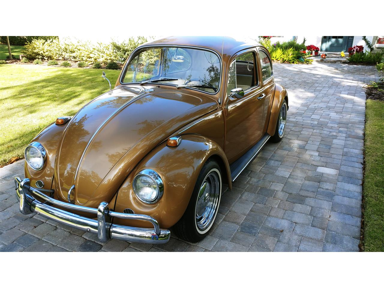 1967 Volkswagen Beetle (CC-1274993) for sale in St. Augustine, Florida