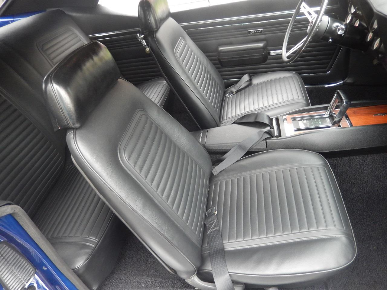 1969 Chevrolet Camaro RS (CC-1274995) for sale in Clarkston, Michigan
