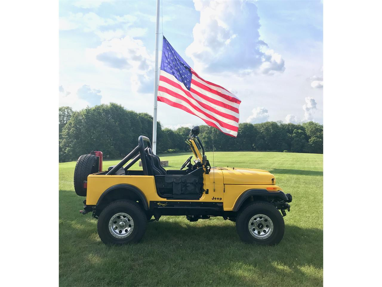 1986 Jeep CJ7 (CC-1274997) for sale in Mount Kisco, New York