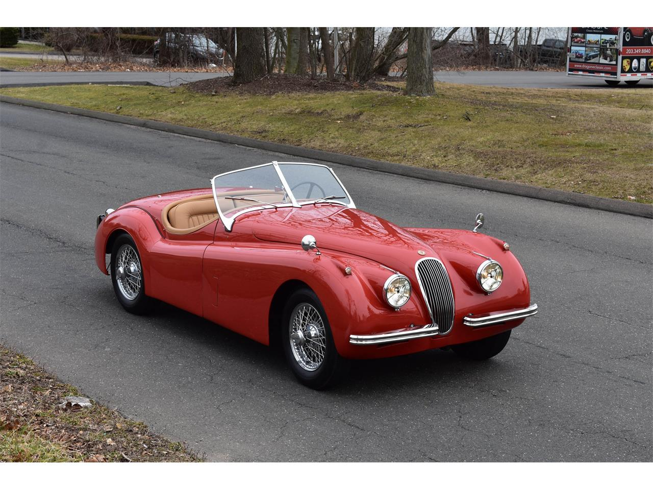 1954 Jaguar XK120 (CC-1275000) for sale in Orange, Connecticut