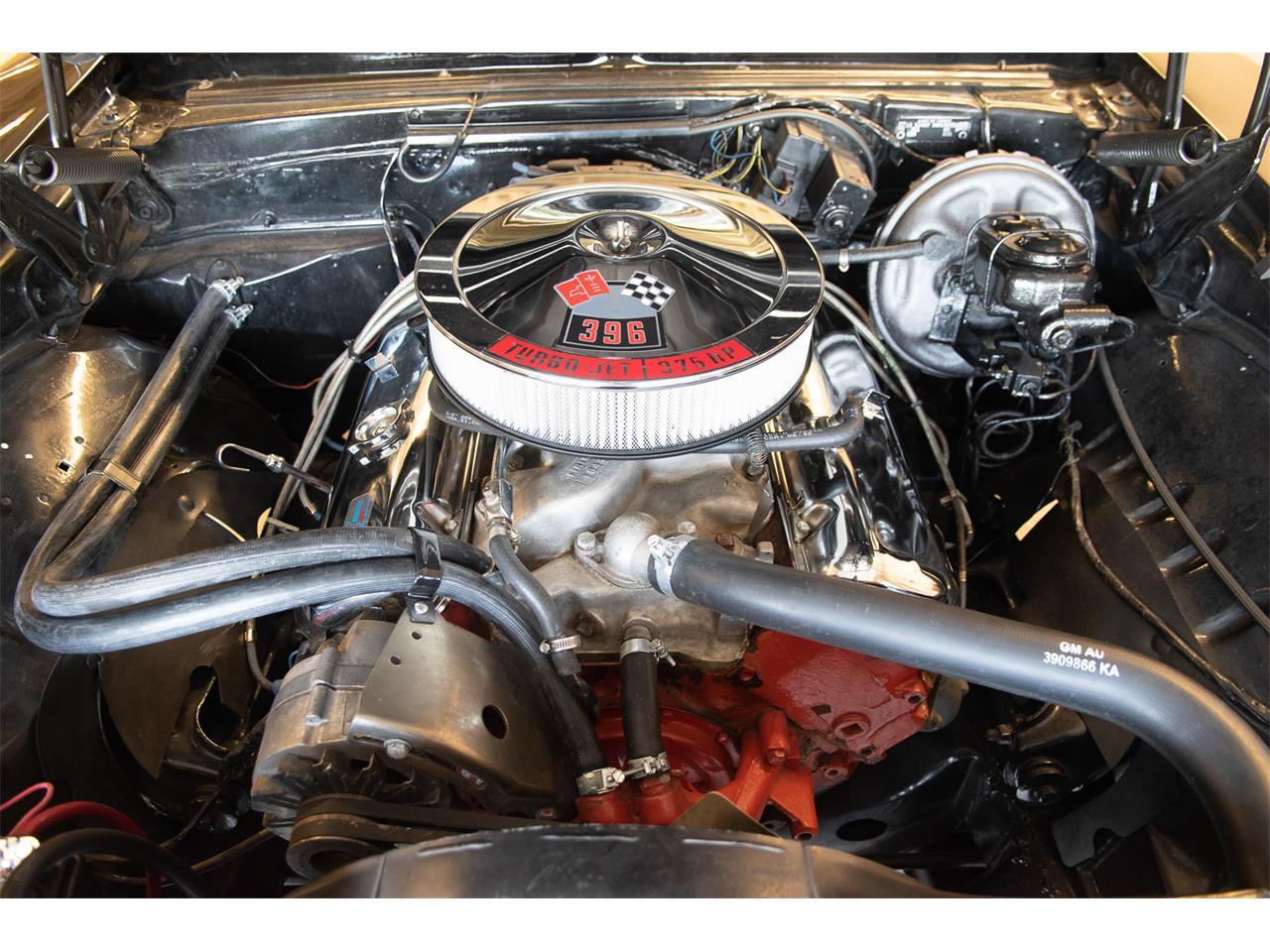 1969 Chevrolet Camaro SS (CC-1275003) for sale in SUDBURY, Ontario