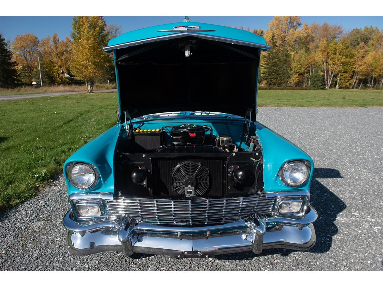 1956 Chevrolet Bel Air (CC-1275005) for sale in SUDBURY, Ontario