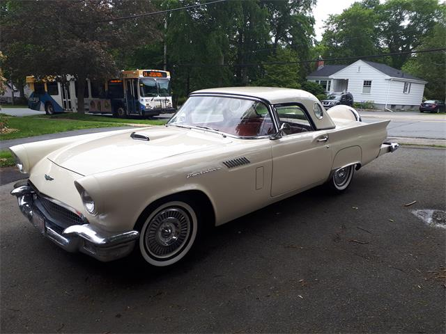 1957 Ford Thunderbird (CC-1275007) for sale in Halifax, Nova Scotia