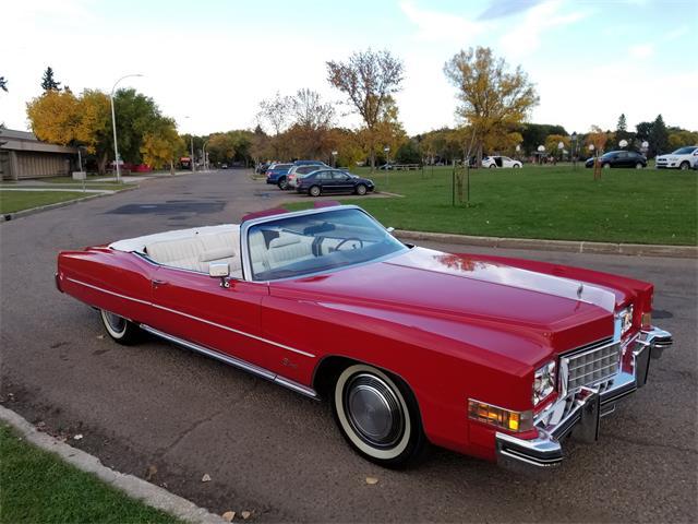 1973 Cadillac Convertible (CC-1275023) for sale in Edomonton, Alberta