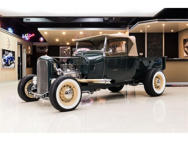 1929 Ford Model A (CC-1275044) for sale in Plymouth, Michigan