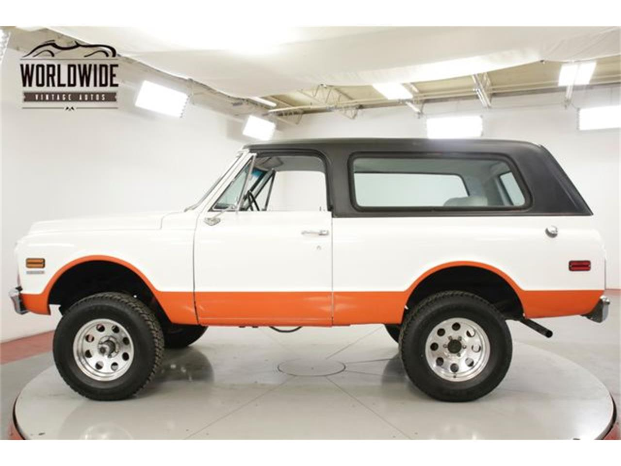1969 Chevrolet Blazer (CC-1275046) for sale in Denver , Colorado