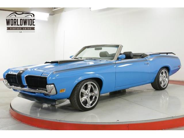 1970 Mercury Cougar (CC-1275052) for sale in Denver , Colorado