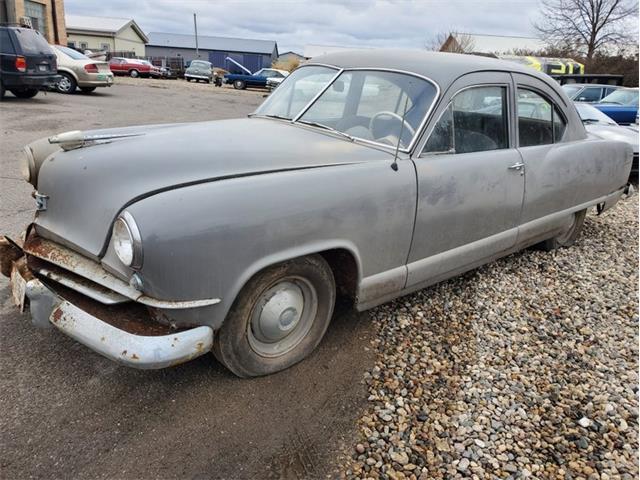 1951 Kaiser 2-Dr Sedan