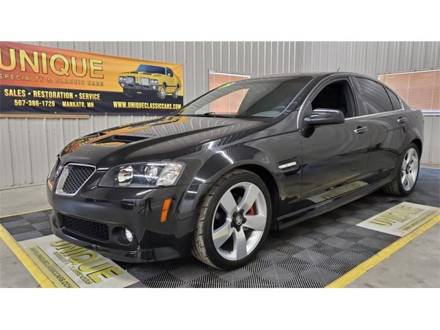 2009 Pontiac G8 (CC-1275060) for sale in Mankato, Minnesota